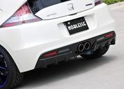 honda cr-z hybrid sport hatch by noblesse-387913