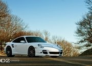 porsche 997 turbo by d2forged-389225