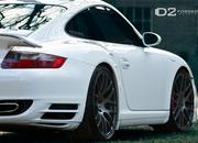 porsche 997 turbo by d2forged-389227