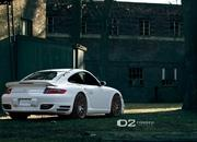 porsche 997 turbo by d2forged-389228