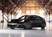porsche panamera grandgt carbon fiber by techart-390234