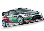 ford abu dhabi fiesta rs wrc rally car-391545