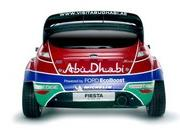 ford abu dhabi fiesta rs wrc rally car-391548