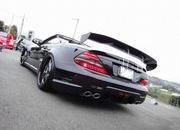2011-mercedes cls 55 amg and sl 65 amg by pole position tuning
