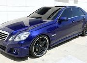 mercedes e550 transformers 3 exclusive by cec wheels-393978