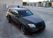 mercedes glk350 hybrid pikes peak rally car by renntech-393790