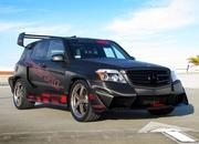 mercedes glk350 hybrid pikes peak rally car by renntech-393781