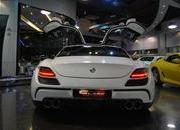 mercedes sls amg gullstream by fab design-393729
