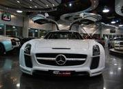 mercedes sls amg gullstream by fab design-393715