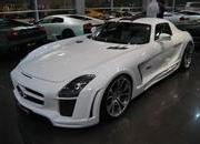 mercedes sls amg gullstream by fab design-393721