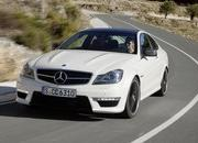 mercedes c63 amg coupe-396799