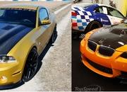 ford mustang shelby gt640 golden snake-397863