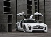 mercedes sls amg gullstream by fab design-399887