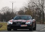 mercedes slr black arrow by edo competition-398435