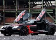 mercedes slr black arrow by edo competition-398430