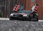 mercedes slr black arrow by edo competition-398432