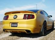 ford mustang shelby gt640 golden snake-397793