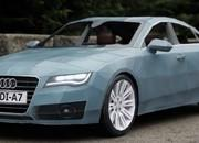 video artist builds audi a7...made out of paper-399901
