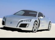 volkswagen concept sports car by steel drake-401273