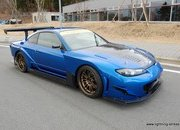 nissan s15 silvia lightning strikes racing edition by jum lightning-405248