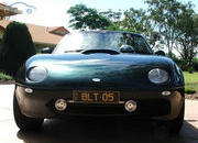 mazda mx-5 bullet roadster lives and breathes its v8 engine-407633