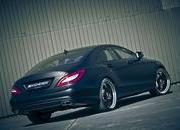 mercedes cls 500 the big black one by kicherer-408268