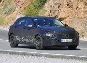 spy shots next generation mercedes a-class reveals its brand new shape-409348