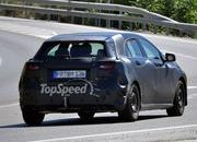 spy shots next generation mercedes a-class reveals its brand new shape-409353