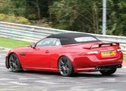 spy shots 2013 jaguar xkr-s convertible-412605