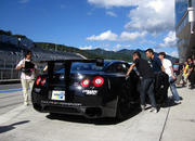 nissan gtr 35rx by greddy-418354