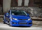 honda civic si coupe by fox marketing-421749