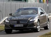 mercedes-benz cls shooting brake-422341