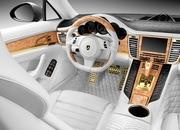 porsche panamera stingray gtr with crocodile and gold interior-419594