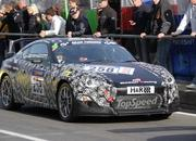 toyota ft-86 race car-420685