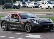 more powerful ferrari california spotted gto or scuderia-426017