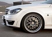 mercedes c63 amg coupe v63 supercharged by vath-430257
