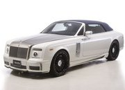 rolls-royce phantom coupe drophead by wald international-432915