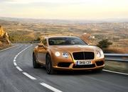 bentley continental gt v8-439263