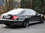 mercedes cl c216 black edition by prior design-439837