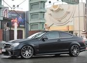 mercedes c-class bullit coupe by brabus-442043