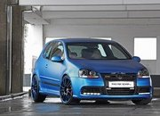 volkswagen golf v r32 by mr car design-440657