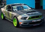ford mustang rtr monster energy falken tire by vaughn gittin-447868