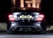 mercedes c63 amg black series coupe-450537