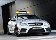 mercedes c63 amg black series dtm safety car-451476