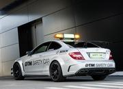 mercedes c63 amg black series dtm safety car-451478