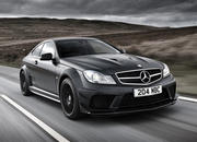 mercedes c63 amg black series coupe-450529