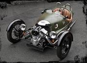 enjoy the sights and sounds of the morgan 3 wheeler-451327
