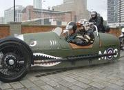 enjoy the sights and sounds of the morgan 3 wheeler-451315