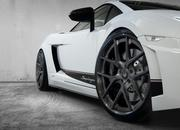 lamborghini gallardo superleggera by vorsteiner-451376