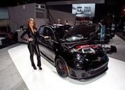 the girls of the 2012 new york auto show-448446